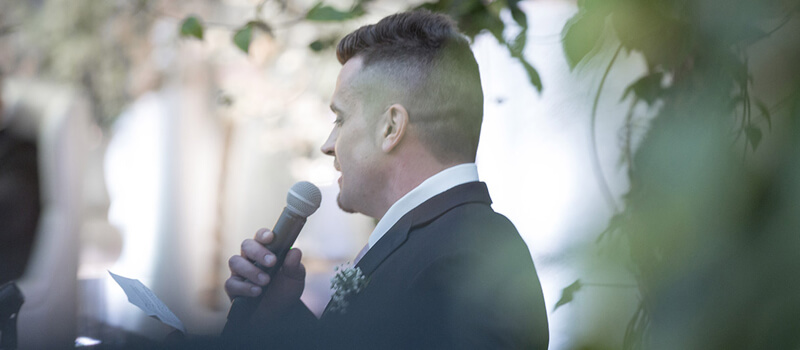 Read more about the article How to ***** Up the Best Man's Speech