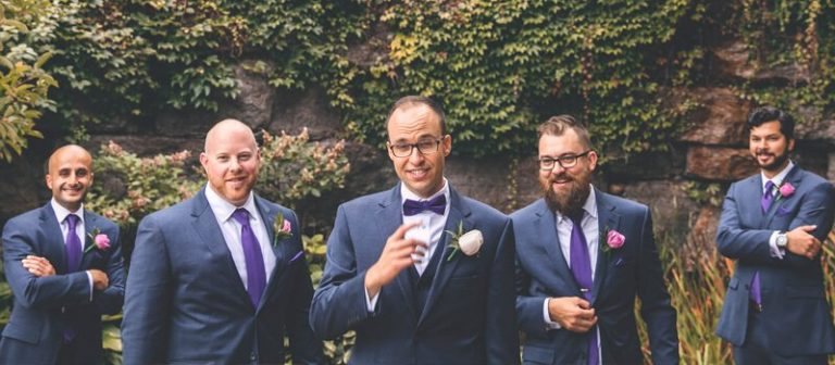 Tips to Help Choose Your Wedding Party