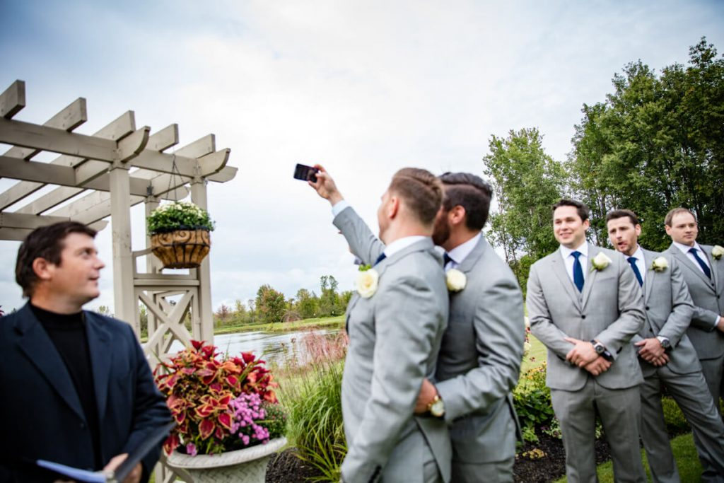 Lesley & Justin Wedding Photos at Silver Lakes Golf Club by Boundless Weddings