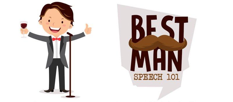 The Best Man Speech: An Infographic