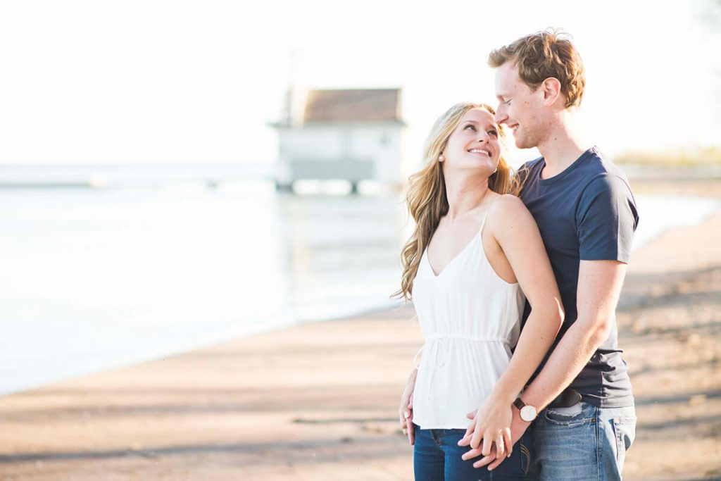 Amanda & Julien Engagement | Boundless Weddings