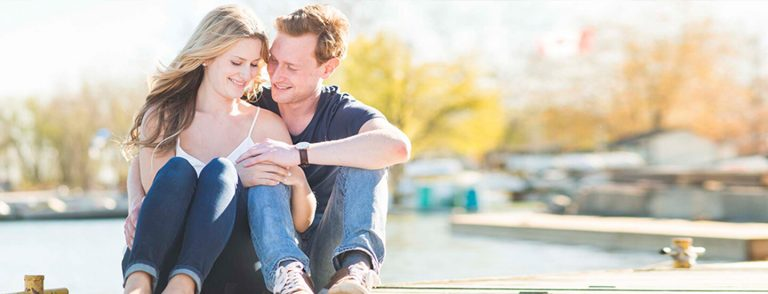 Amanda & Julien Engagement | Boundless Weddings