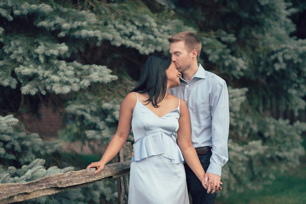 Amilia & Jordan Engagement | Boundless Weddings