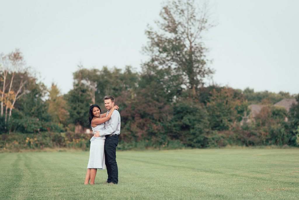 Amilia & Jordan Engagement | Boundless Weddings