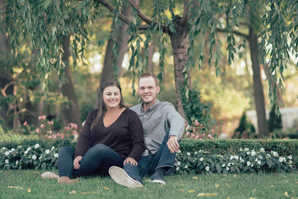 Christina & Adam Engagement | Boundless Weddings