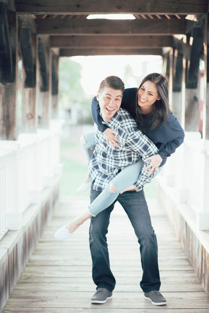 Jessica & Michael Engagement